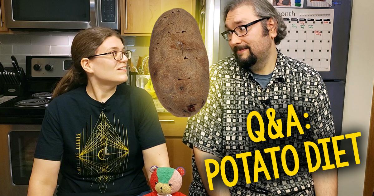 Q&A Session: Two Week Potato Diet – Krocks In the Kitchen
