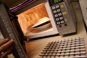 Microwaveable Haggis