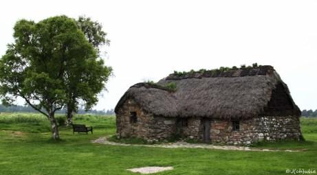 Culloden, das Häuschen steht seit der Schlacht