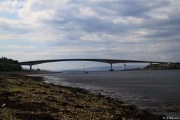 Die Brücke nach Skye, absolut fahrenswert