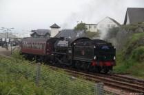 der Jacobite Steam Train