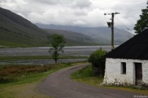 Loch Etive, am Ende des Glen Etive
