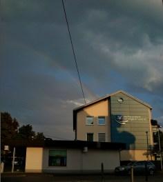da wo (...Bauerndeutsch) der Regenbogen endet liegt diesmal wohl wirklich ein Pott Gold!