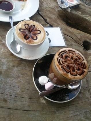 unsere Truppe mochte Kaffe, das war schön :)