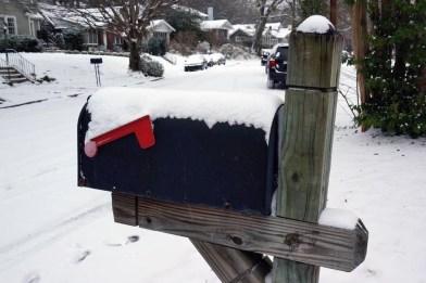 Cold Mailbox