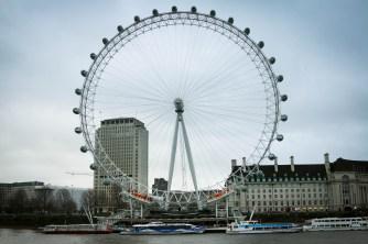 It's a big wheel