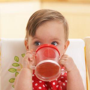 С какого возраста можно давать детям клюкву и клюквенный морс. Морсы для детей