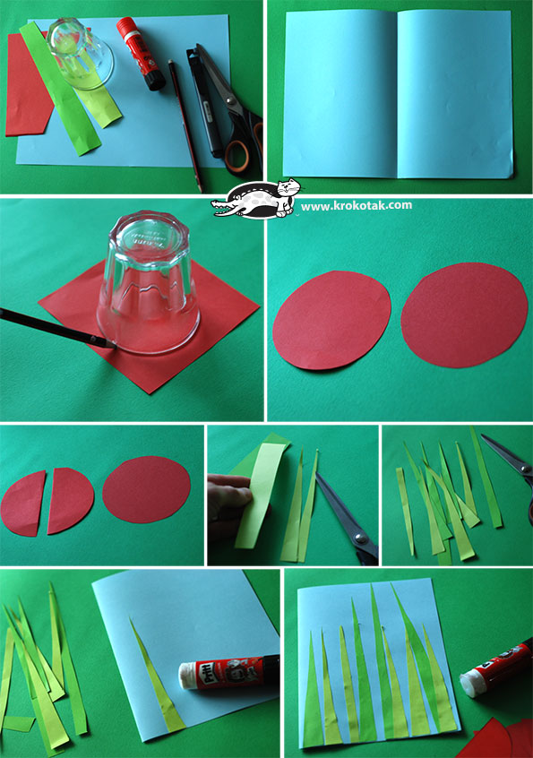 Krokotak Ladybug Crafts For Kids