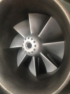 Turbo for Natural Gas Compressor