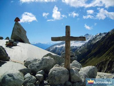 Krzyż na górze