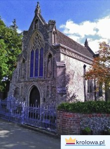 Kaplica Sandałów. Walsingham