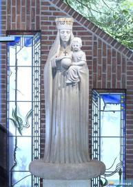 Figura Maryi w Heede