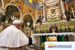 Franciszek w Pompejach