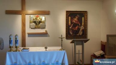 Kaplica pompejańska w Grobli