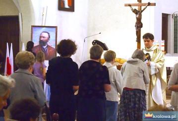 Uczczenie relikwii bł. Bartola Longo