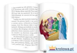 """""""Rozważania różańcowe dla dzieci"""" - książka dostępna na: www.rosemaria.pl"""