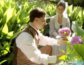 Kadr z filmu: Bartolo Longo poszukuje swojego powołania