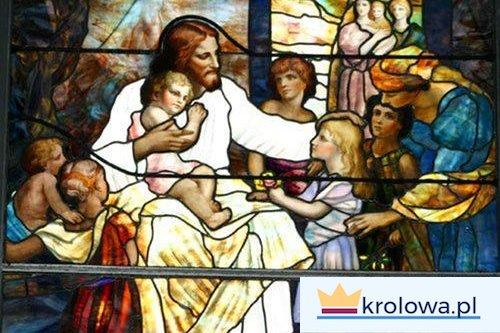 Jezus pośród dzieci