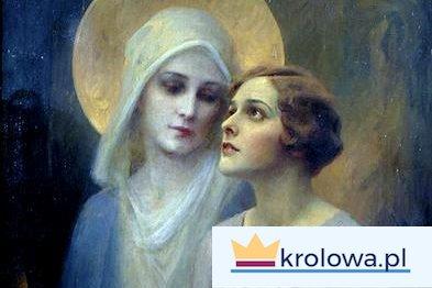 Uścisk Maryi