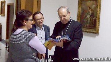 Arcybiskup z KRŚ