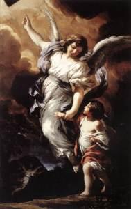 Wizerunek autorstwa Pietro da Cortona