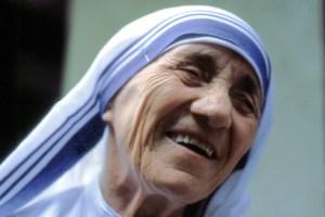 Matka Teresa w grudniu 1985 r.