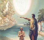 Umiłowany Syn Boży,czyli chrzest Pana Jezusa wJordanie