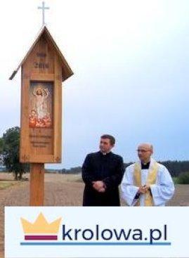 księża na drodze