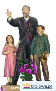 Figura Bartola z dziećmi