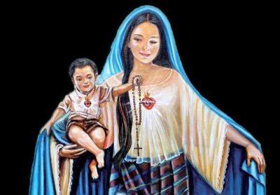 Filipińska Matka Boża