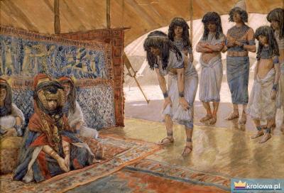 Egipcjanie dostrzegają piękno Sary