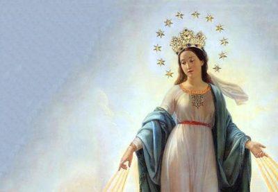 Cudowny medalik i Maryja