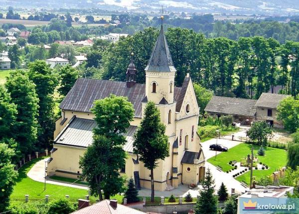Pilzno kościół