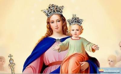 Maryjo wspomagaj nas