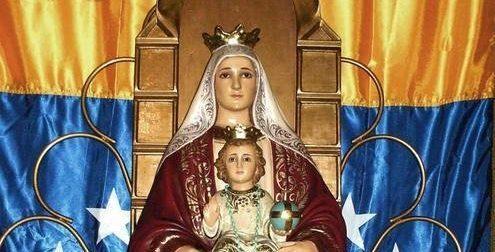 Cudowna relikwia Maryi