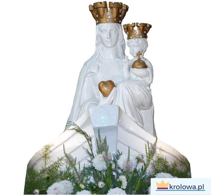 Maryja u brzegu Francji