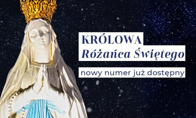 Królowa Różańca Świętego – numer 47