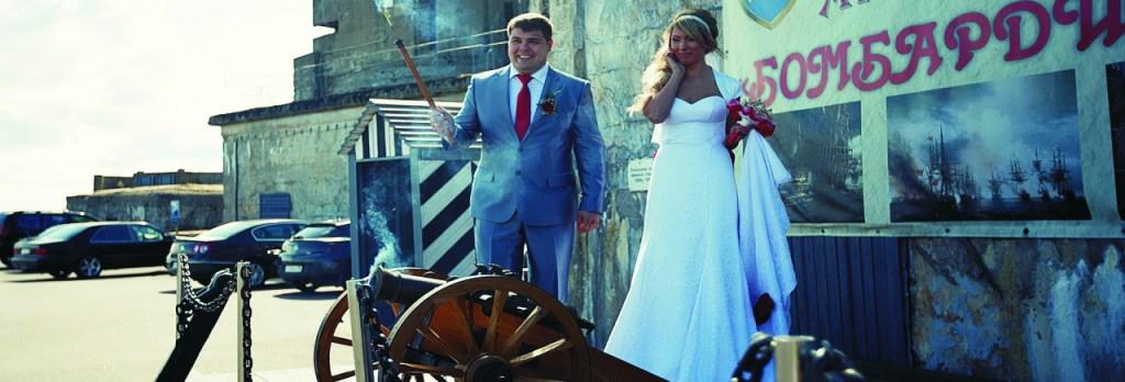 Свадьбы в Кронштадте