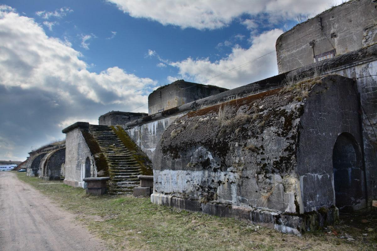 экскурсии по фортам