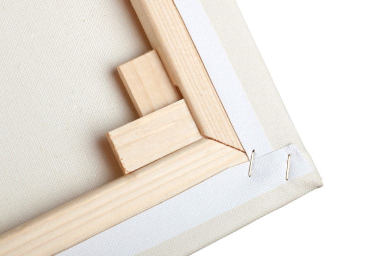 Streched and Framing Canvases