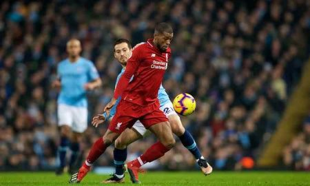 Manchester City Vs Liverpool, Kekalahan Pertama The Reds