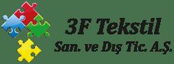 3f tekstil logosu