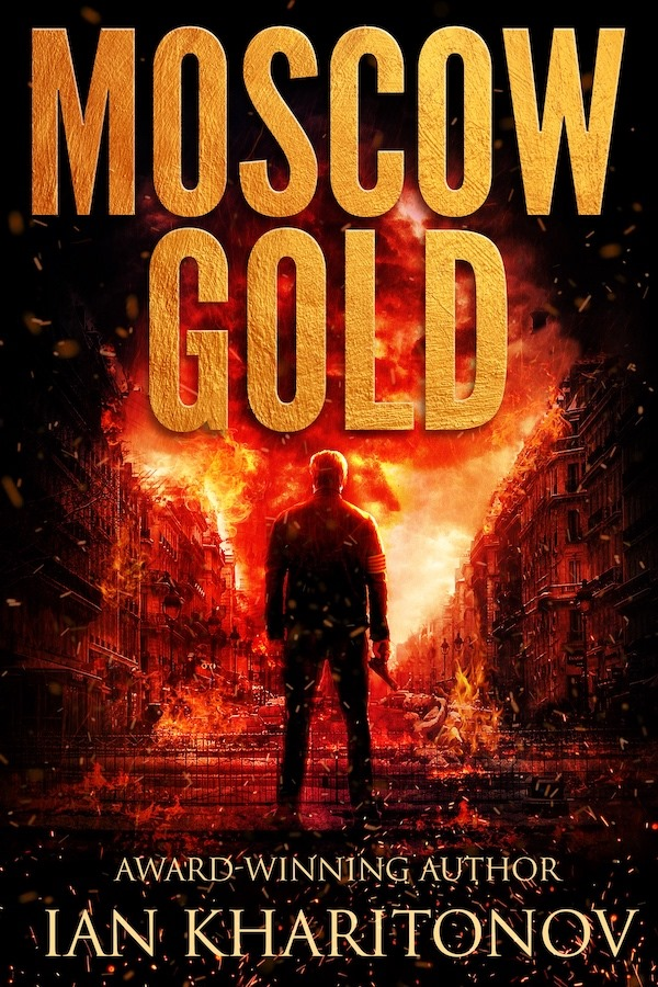 Moscow Gold - Ian Kharitonov book review