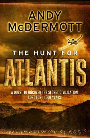Andy Mcdermott The Hunt for Atlantis Book Review