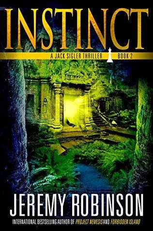 Jeremy Robinson Instinct Book Review