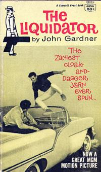 John Gardner Boysie Oakes The Liquidator Review