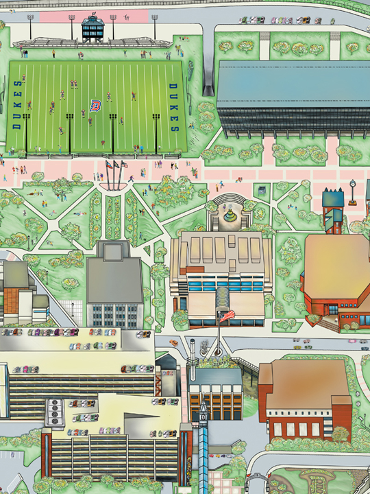 Kathy Rooney – Maps & Design on