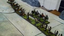 Turn 1 Cimmerian Doployment