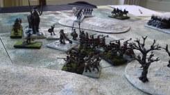 Turn 6 Battle is joined