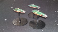 Cloaked Frigates